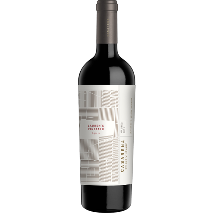 Casarena Lauren´s Vineyard Malbec 2012 - S.V. Agrelo