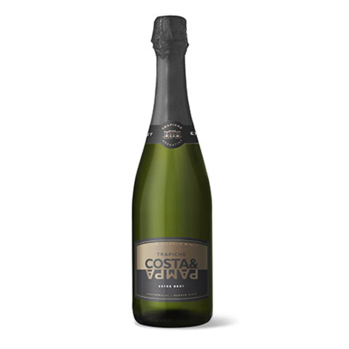 Costa & Pampa Extra Brut - Espumante Método Champenoise