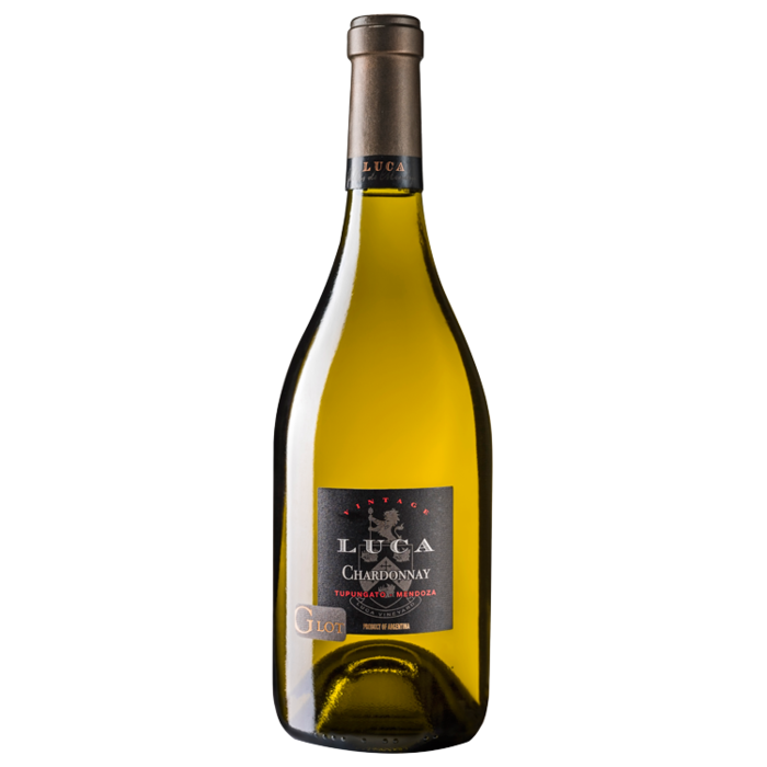 Luca G Lot Chardonnay 2017 by Laura Catena