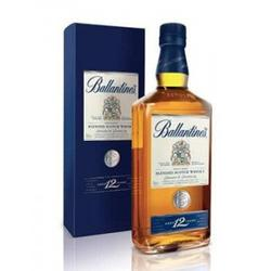 Ballantine's 12 años x750ml. - Scotch Whisky