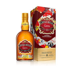Chivas Regal 12 años Edicion Globe-Trotter Lata x750ml. - Scotch Whisky