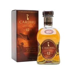 Cardhu 12 años x700ml. - Single Malt Whisky, Escocia