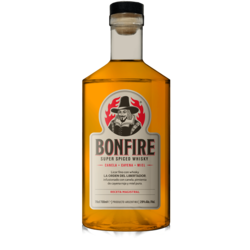 Bonfire x700ml. - Licor de Canela con Miel al Whisky
