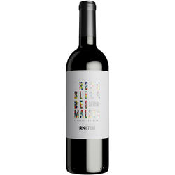 Republica del Malbec 2017 by Matias Riccitelli - 94 pts. James Suckling